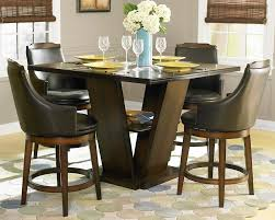 counter height dining set in high chairs ideas 4