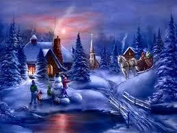 christmas night wallpaper. Plain Christmas Daydreaming Images Christmas Night HD Wallpaper And Background Photos And Wallpaper I