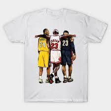 Kobe Sportswear Size Chart Kobe Bryant X Michael Jordan X Lebron James