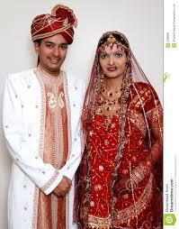 Indian Couple Wedding Dress Images