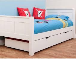 Kids Single Bed White