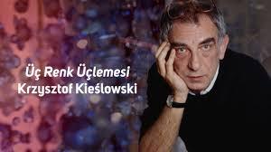 Üç Renk Üçlemesi | Krzysztof Kieślowski - YouTube