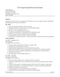 Engineering Resume Template – Districte15.info