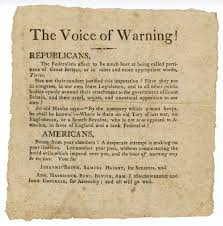 the war of in the collections of the lilly library the war  the voice of warning