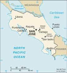 Central America Costa Rica The World Factbook Central