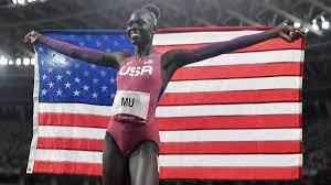 2020 Tokyo Olympics: Athing Mu, 19 ...
