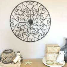 garden wall art awesome decorative curls round metal panel cheap as chips garde  on metal wall art cheap as chips with round metal wall decor best of perfect leaves art sketch all about