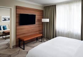 Prague Bedroom Furniture Deluxe Suite Prague Marriott Hotel