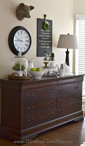 dining room sideboard decorating ideas. adding farmhouse style to the kitchen and dressers aren\u0027t just for bedrooms. dresser in kitchendresser buffetsideboard decordresser dining room sideboard decorating ideas i