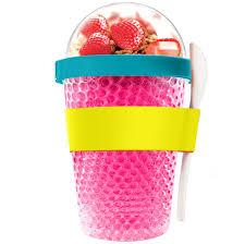 <b>Охлаждающий контейнер Chill Yo</b> 2 Go, розовый (артикул ...