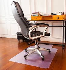 pvc home office chair floor. BecozierOfficeChairMatEcoOdorlessSmoothTranslucent Pvc Home Office Chair Floor