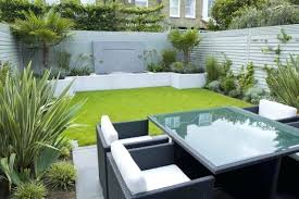 Small Picture modern garden decor ideas home innovations with simple small