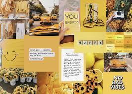 Yellow Aesthetic Wallpapers on WallpaperDog