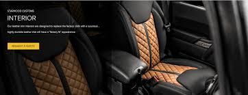 Custom Vehicle Interiors In Dallas Custom Shop TX Amazing Custom Interior Design Interior