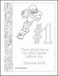 Small Picture Coloring Pages Printable Coloring Pages Ten Mandments Moses Ten