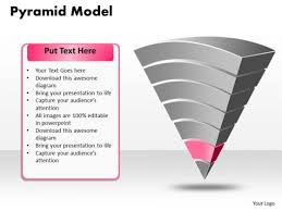 Ppt Pyramid Business Model Spider Diagram Powerpoint Template