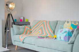 when the kids styled our new dfs sofa