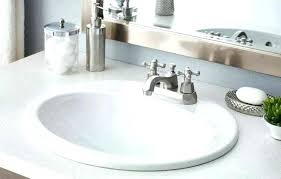 surprising white drop in bathroom sink small drop in sink awesome small drop in vanity sinks