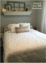 Contemporary Cheapest Headboards For Beds Cheap And Easy Diy