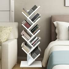 Modern creative bookshelf, office floor bookshelf, children's bookshelf,  decorative display shelf, small bookcase-in Storage Holders & Racks from  Home ...