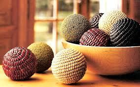 Decorative Balls For Bowl mosaic beans sphere ball Mosaic Pinterest Mosaics 35