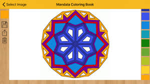Mandala Coloring Book Coloring Pages Designs On The App Store