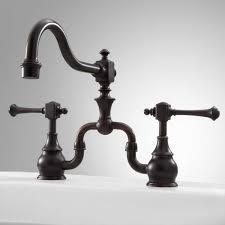 bathtub design vintage plumbing salvage bridge kitchen faucet with sprayer wall mount pull out spray sink