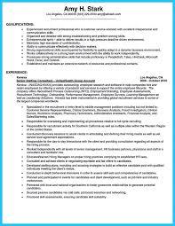 Well Written Resume Enchanting Astounding Well Written Resume Templates Hr Resumes Examples Samples