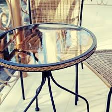 patio table tops that fit in a metal frame