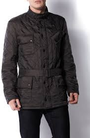 Men Barbour International Quilted Jacket charcoal : 2015 Barbour ... & Men Barbour International Quilted Jacket charcoal Adamdwight.com