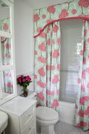 1000 images about fabric shower curtains with valance on shower curtains with valance and tiebacks