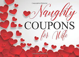 Naughty Coupons For Wife Sex Coupons Book And Vouchers Sex
