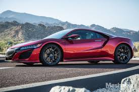 2017 Acura NSX takes hybrid car technology to the next level [REVIEW]