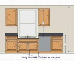 kitchen counter window. Kitchen Sink Window Lower Than Countertop-kitchen-sink-dropped.jpg Counter