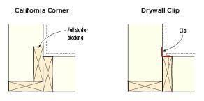 framing an exterior wall corner. Best Corner Framing An Exterior Wall R