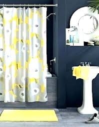 bathroom accessories decorating ideas. Blue And Yellow Bathroom Decor Grey Accessories Decorating Ideas