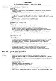 Graduate Resume Finance Graduate Resume Samples Velvet Jobs 77