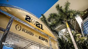 2021 College Football Championship game