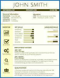 Resume Infographic Template Resume Template Infographic emberskyme 56