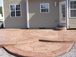 full size of patio decoration concrete patio ideas diy concrete patio paint ideas