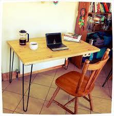 pallet furniture desk. Reclaimed Pallet Table Furniture Desk