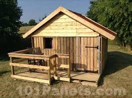 Wooden Pallet House Plans   Pallet Wood ProjectsShipping Pallet House Recycled Pallets House