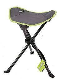 folding camping stool. Contemporary Folding SUMMIT  Lightweight Tripod Folding Camping Stool With Shoulder Strap By  Summit B