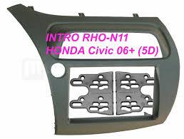 <b>Переходная рамка</b> Honda Civic 06 (H/B 5D) Incar <b>RHO</b>-<b>N11</b> купить ...