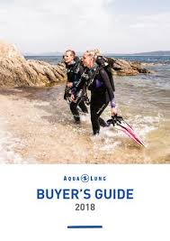 Aqualung Slingshot Size Chart Aqua Lung 2018 Buyers Guide By Apeks Diving Issuu