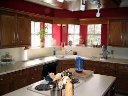 White And Red Kitchen Red Kitchen Ideas Painting Quicuacom