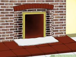 Clean Fireplace Bricks Soot 09f0222e57a5c32c1ef48e6b1cjpg Brick How To Clean Brick Fireplace