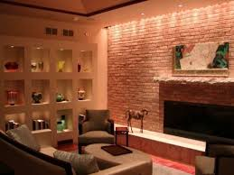 accent wall lighting. concept full panelled fireplace wall with hidden accent lighting diy pinterest walls and lights