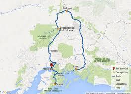 Resurrection Bay Chart Alaska Highlights Self Drive Tour Alaska Railroad Alaska