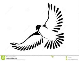голубь в полете рисунок поиск в Google плакат рисунок дизайн
